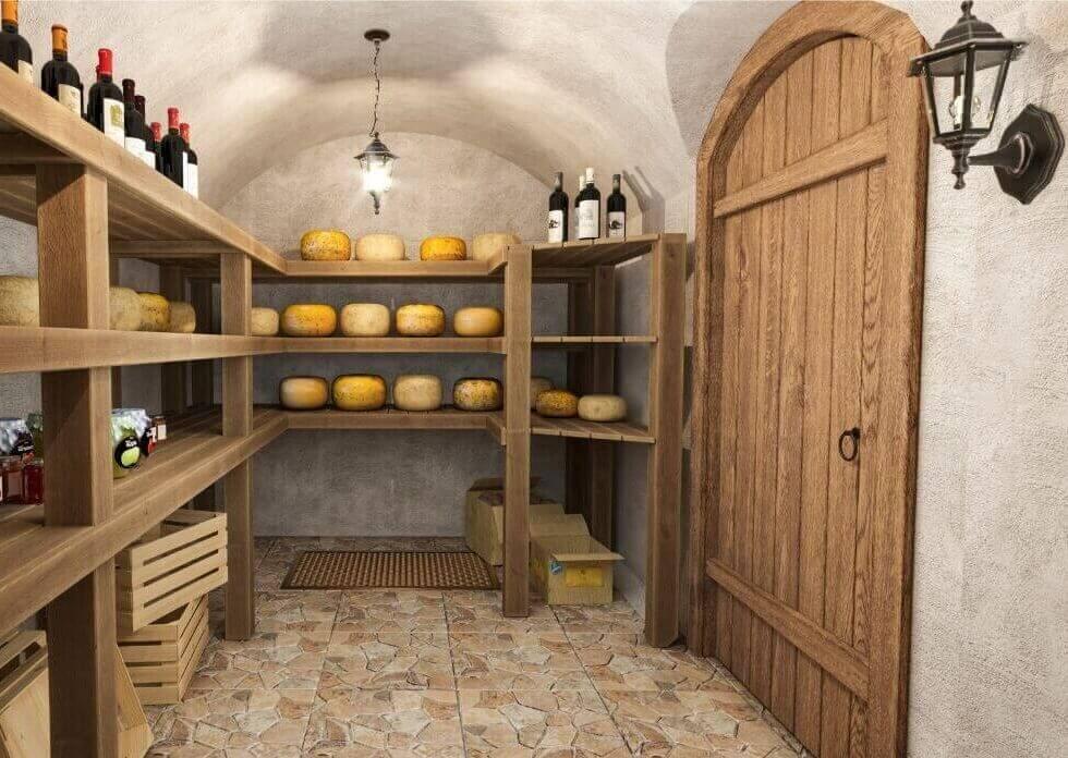 Liha- või juustukelder