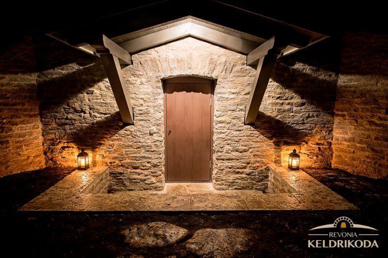 Lääne-Virumaa country cellar