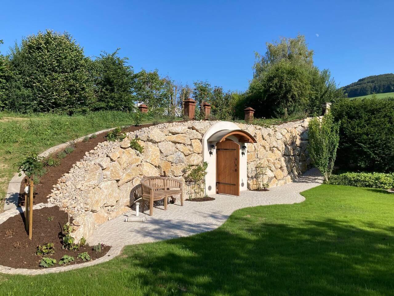 Veinikelder Austrias Wiesenfeldis